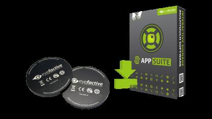 Touchscreen Objekterkennung, Marker & Software Addon, Title 02