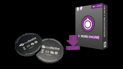 Touchscreen Objekterkennung, Marker & Software Addon, Title 03
