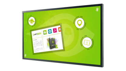 84'' Multi Touch Screen IR Premium, Title